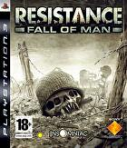 Packshot for Resistance: Fall of Man on PlayStation 3
