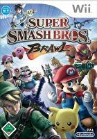 Packshot for Super Smash Bros. Brawl on Wii