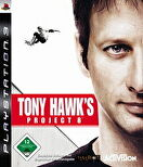 Tony Hawk's Project 8 packshot