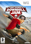 Tony Hawk's Downhill Jam packshot