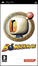 Bomberman packshot