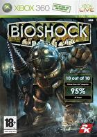 Packshot for BioShock on Xbox 360