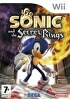 Packshot for Sonic and the Secret Rings on Wii