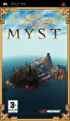 Packshot for Myst on PSP