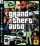 Packshot for Grand Theft Auto IV on PlayStation 3