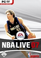 NBA Live 07 packshot