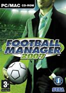 Football Manager 2007 packshot