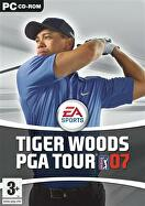 Tiger Woods PGA Tour 2007 packshot