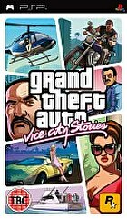 Packshot for Grand Theft Auto: Vice City Stories on PSP