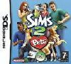 Packshot for The Sims 2: Pets on DS