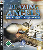 Packshot for Blazing Angels: Squadrons of WWII on PlayStation 3