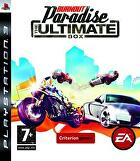 Packshot for Burnout Paradise on PlayStation 3