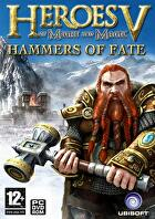 Packshot for Heroes of Might & Magic V: Hammers of Fate on PC