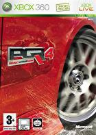 Packshot for Project Gotham Racing 4 on Xbox 360