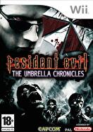 Resident Evil: The Umbrella Chronicles packshot