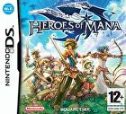 Packshot for Heroes of Mana on DS