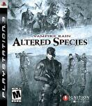 Vampire Rain: Altered Species packshot