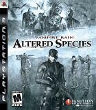 Packshot for Vampire Rain: Altered Species on PlayStation 3