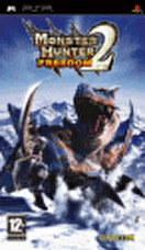 Monster Hunter Freedom 2 packshot