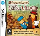 Professor Layton and the Curious Village packshot
