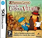 Packshot for Professor Layton and the Curious Village on DS