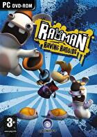 Packshot for Rayman Raving Rabbids on PC