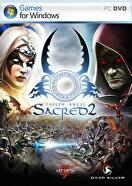 Sacred 2: Fallen Angel packshot