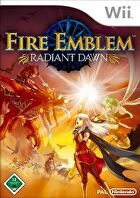 Packshot for Fire Emblem: Radiant Dawn on Wii