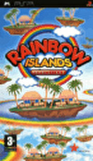 Rainbow Islands Evolution packshot