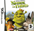 Packshot for Shrek the Third on DS