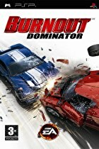 Packshot for Burnout Dominator on PSP
