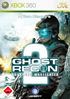 Packshot for Tom Clancy's Ghost Recon: Advanced Warfighter 2 on Xbox 360