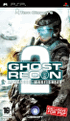 Packshot for Tom Clancy's Ghost Recon: Advanced Warfighter 2 on PSP