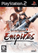 Samurai Warriors 2 Empires packshot