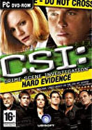 CSI: Crime Scene Investigation: Hard Evidence packshot