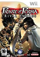 Packshot for Prince of Persia: Rival Swords on Wii