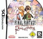 Packshot for Final Fantasy Crystal Chronicles: Ring of Fates on DS