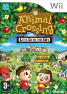 Animal Crossing: Let's Go to the City packshot