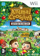 Packshot for Animal Crossing: Let's Go to the City on Wii