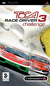 Packshot for TOCA Race Driver 3 on PSP