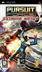 Packshot for Pursuit Force: Extreme Justice on PSP