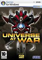 Packshot for Universe at War: Angriffziel Erde on PC