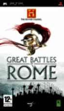 The History Channel: Great Battles of Rome packshot