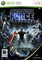 Packshot for Star Wars: The Force Unleashed on Xbox 360
