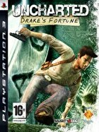 Packshot for Uncharted: Drake's Fortune on PlayStation 3