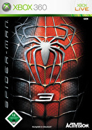Spider-Man 3: The Game packshot