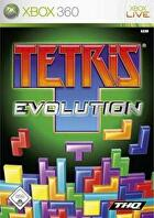 Packshot for Tetris Evolution on Xbox 360