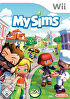 Packshot for MySims on Wii, DS