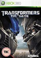 Packshot for Transformers: The Game on Xbox 360