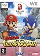 Packshot for Mario & Sonic at the Olympic Games on Wii